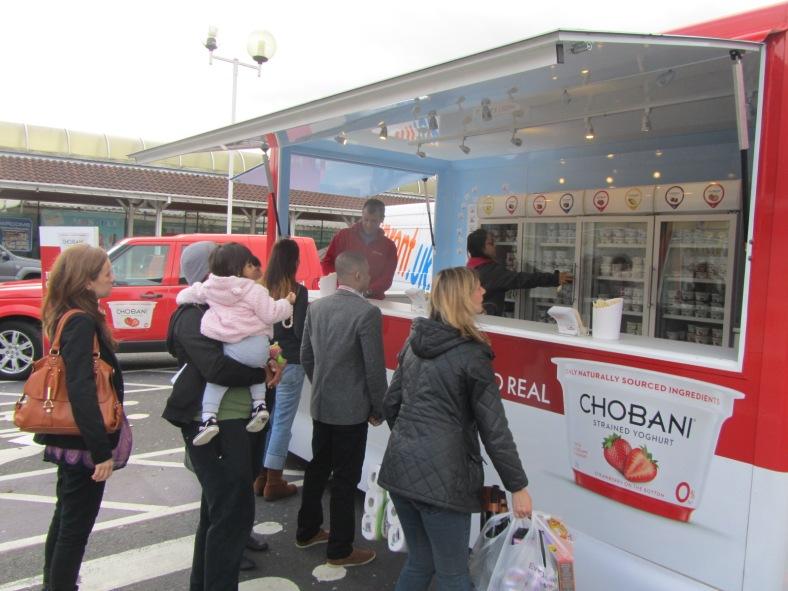 Chobani Grocer 17.10.13 10